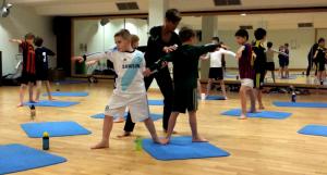 Schools yoga
